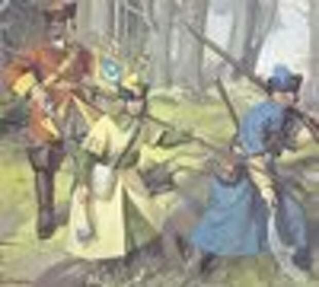 Свидригайловы войны. Части 1-3