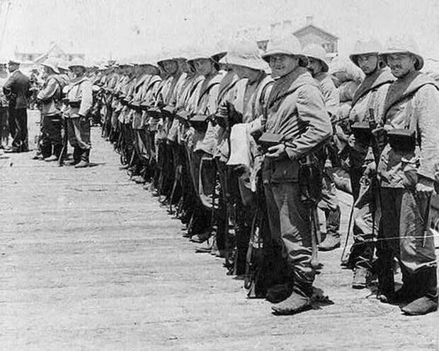 Германские войска в Китае