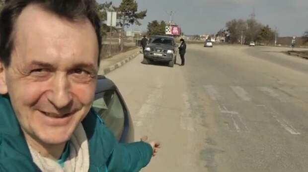 «Спецоперацию» по выявлению сторонников Навального провели в Крыму - блогер