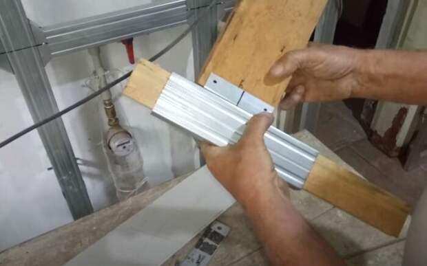 Как укрепить гипсокартон, чтобы на него можно было повесть тяжелые предметы