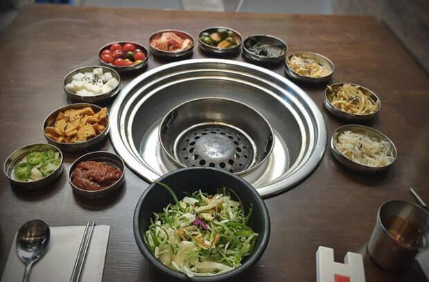 Жарим шашлыки по-корейски
