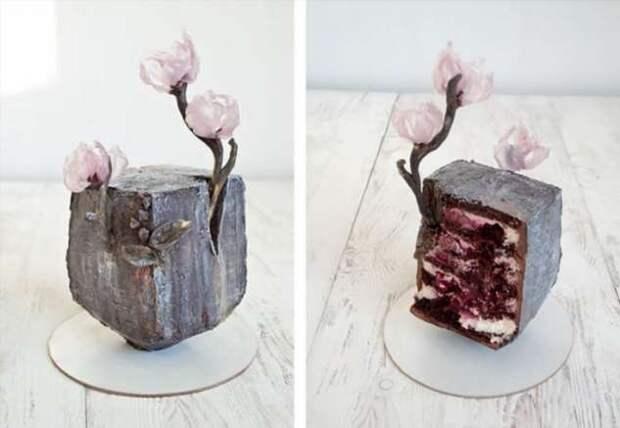 Великолепные торты, которые жалко есть