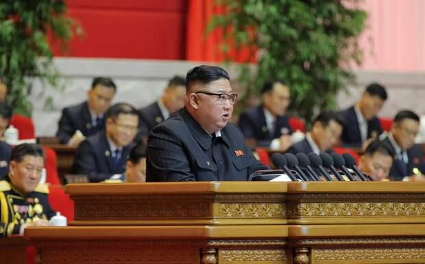 Ким Чен Ын назвал США главным врагом КНДР