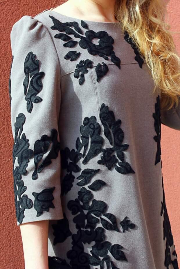Повтор платья из коллекции Дольче & Габбана