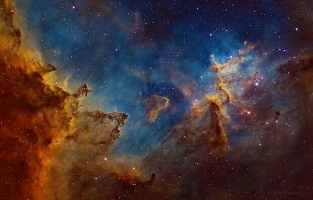 Astrophotros03 Лучшие астрономические фото года