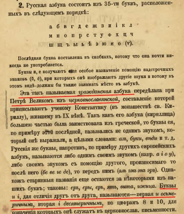 """Я. К. Грот. """"Русское правописание"""" (1894г.)"""