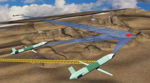 В США начали разработку революционного беспилотника для воздушного боя