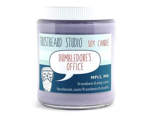 Запах Дамблдора