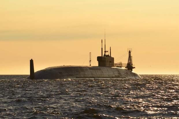 Весь мир содрогнулся после спуска на воду самой опасной субмарины «Князь Владимир»