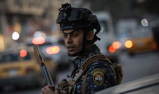 Иракские власти задержали предполагаемых организаторов теракта в Багдаде
