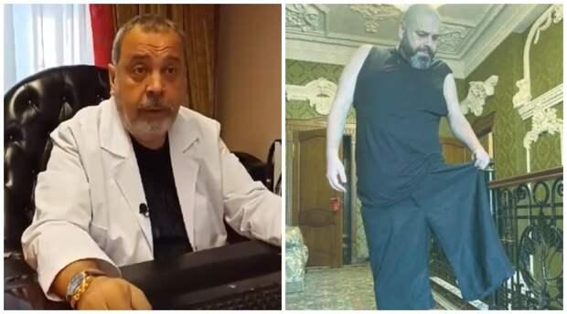 Спор между похудевшим на 100 кг Фадеевым и диетологом может окончиться судом