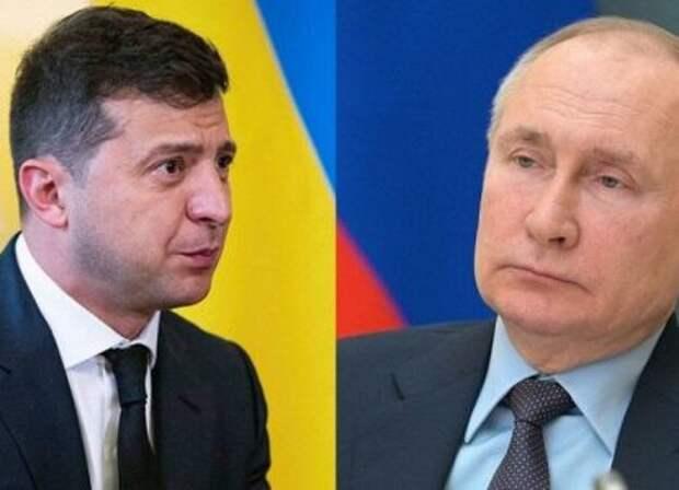 Зеленский послал Путину примирительные сигналы