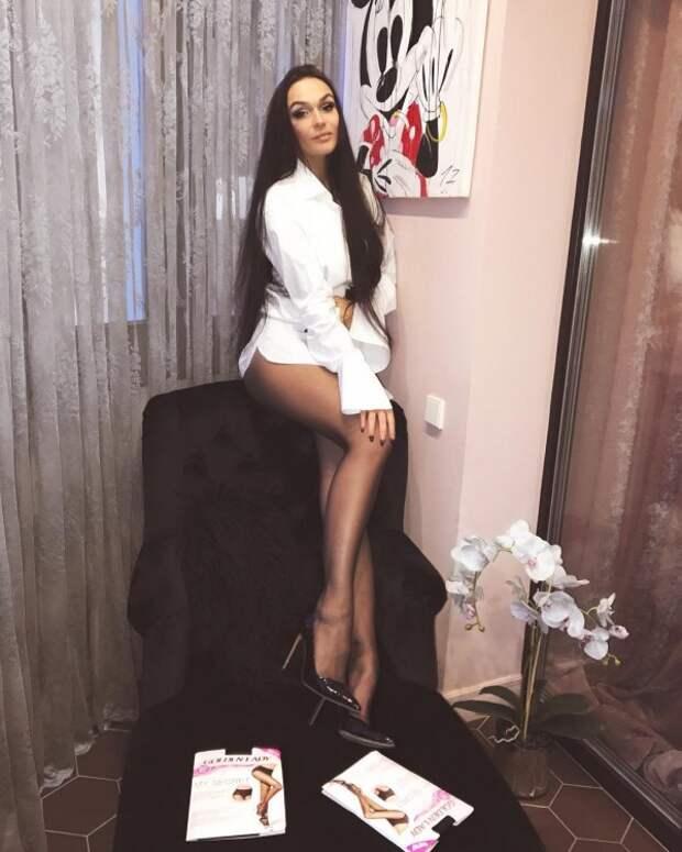 Водонаева показала своё «оружие» по завоеванию внимания мужчин (ФОТО)