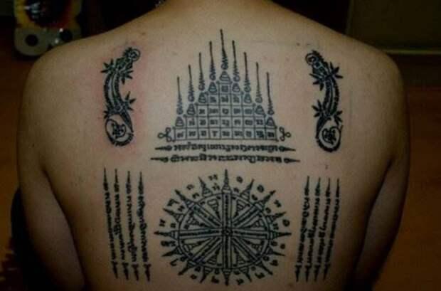 5 причин почему не стоит делать татуировки с магическими символами