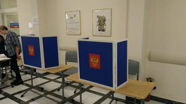 Избирательные участки открылись для жителей Урала и Башкирии