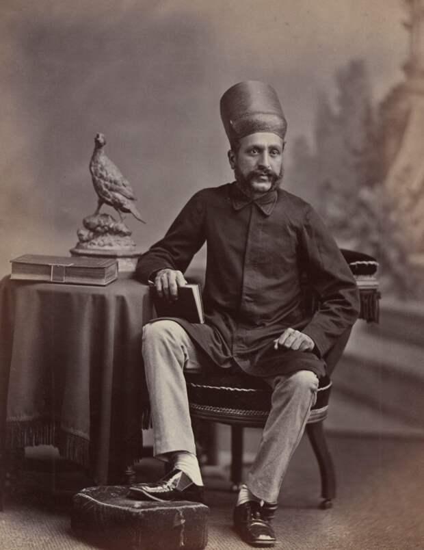 Albom fotografii indiiskoi arhitektury vzgliadov liudei 26