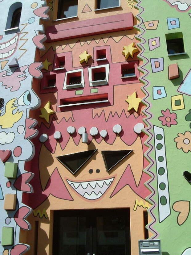 Счастливый дом Рицци (Happy Rizzi House) Брунсвик, Германия