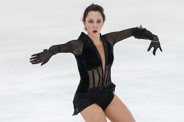 Фигуристка из Удмуртии Елизавета Туктамышева завоевала «бронзу» на этапе Кубка России