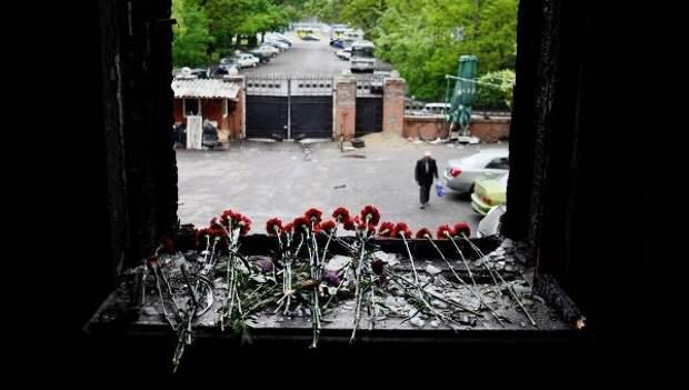 Фотовыставка о трагических событиях 2 мая в Одессе открылась в Берлине