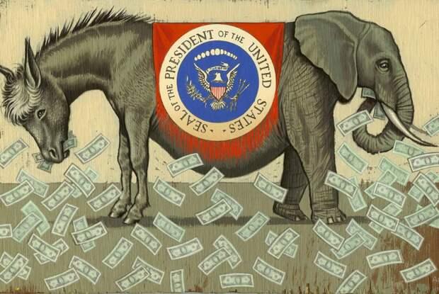 Политическое банкротство и подмоченная репутация: США оказались на грани