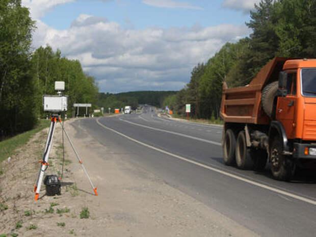 Водители начали воровать камеры с дорог