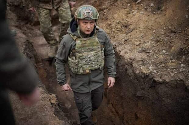 Чего не хватает команде украинского клоуна для военного паритета с Россией