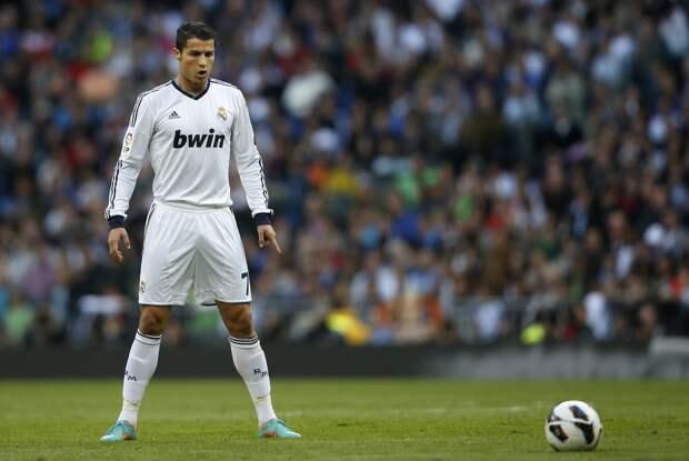Криштиану Роналду признали первым в мире миллиардером среди футболистов