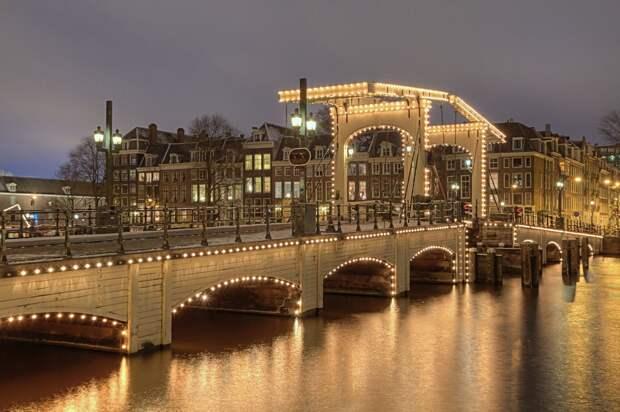 Amsterdam17 Амстердам в цифрах и фотографиях