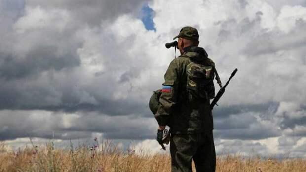 Народная милиция ЛНР подавила огонь ВСУ по поселку Калиново