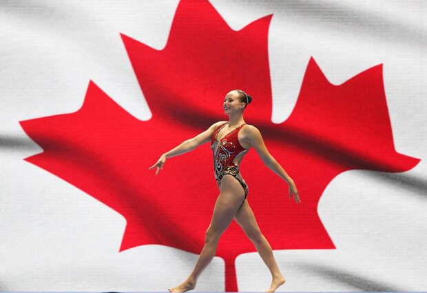 Жаклин Симоне из Канады