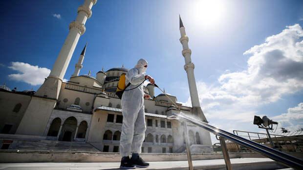 В Турции новый суточный рекорд прироста COVID-19