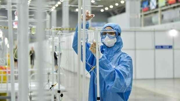 Более 24 тысячи случаев коронавируса выявили в России за сутки