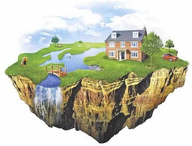 Особенности займа на строительство дома под залог земли