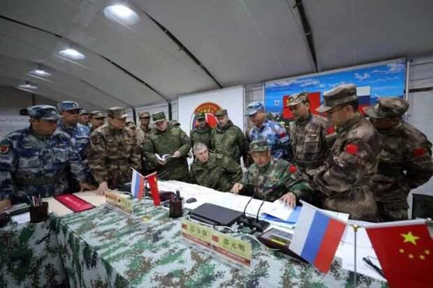Военная кооперация РФ и Китая – небывалый со времен холодной войны вызов для США
