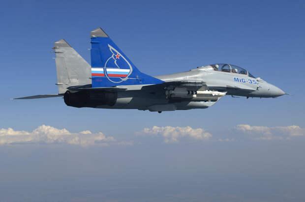МиГ-35 имеет хорошие перспективы в тендере на поставку самолетов для ВВС Индии