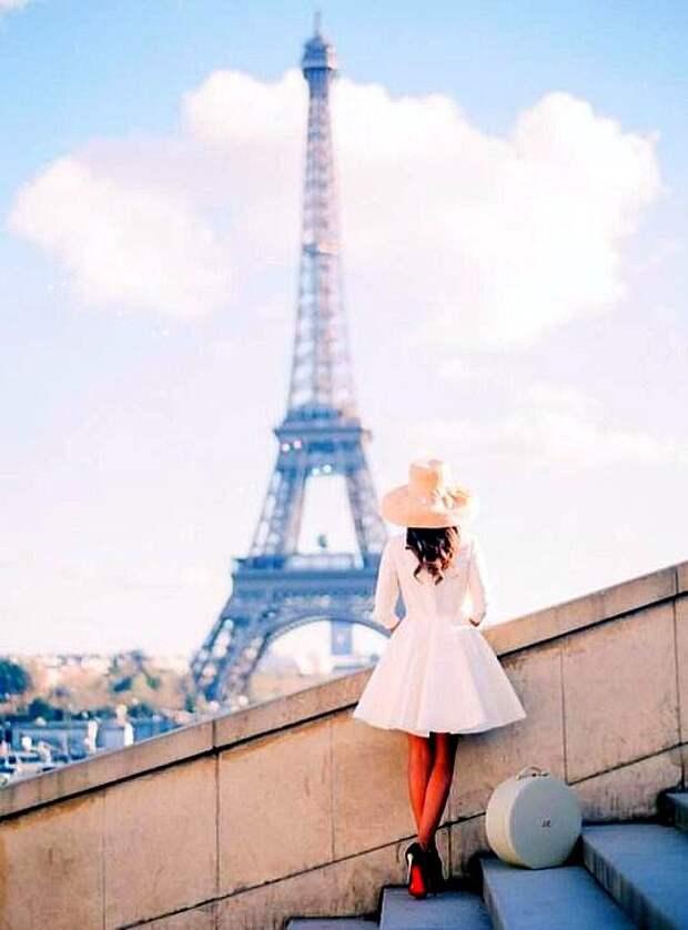Почему парижанок называют иконами стиля?