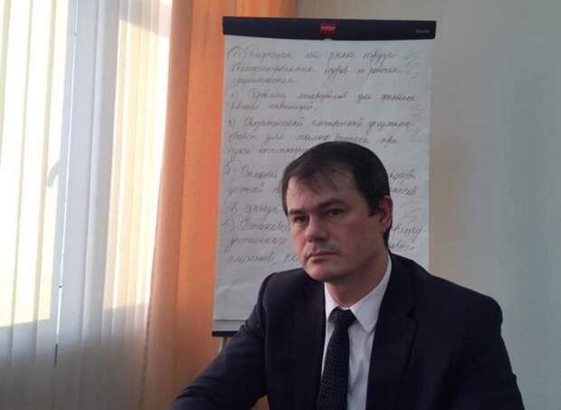 Бизнес-омбудсмену в Удмуртии Александру Прасолову вновь продлили срок отстранения от должности