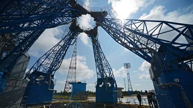 «Роскосмос» сорвал сроки строительства космодрома «Восточный» и попросил еще денег