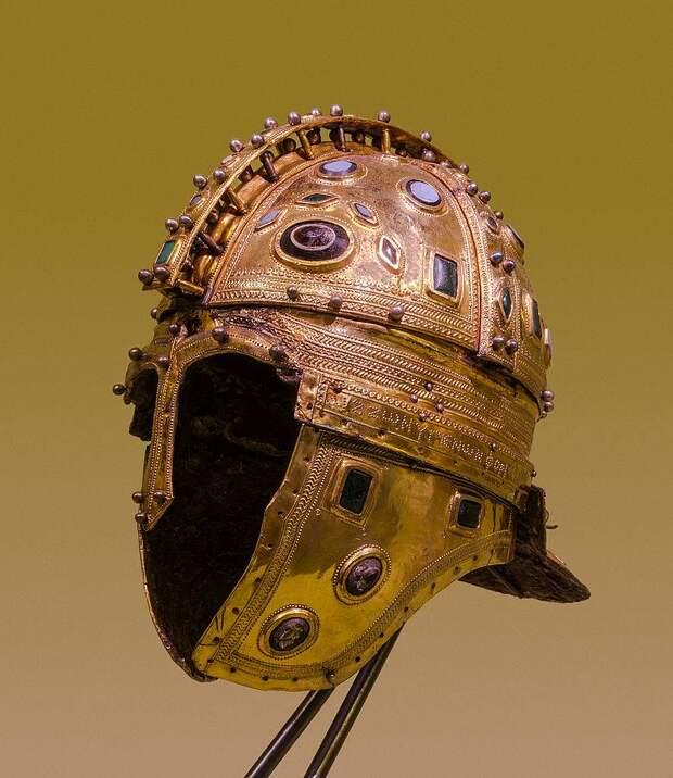 Самые дорогие шлемы. Часть пятая. Шлем Бенти Грейндж