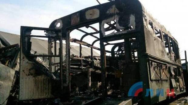 ВСУ нанесли удар по Луганску, чтобы сорвать парад на День Победы