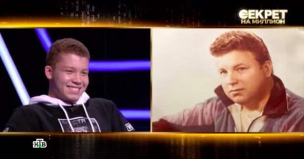 Тайная пассия Евдокимова привела на телевидение 16-летнего сына от артиста: Копия папы!