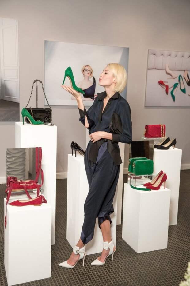 Ряд базовых правил, которым необходимо следовать при выборе обуви и аксессуаров от Эвелины Хромченко