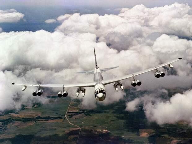 ВВС США отработали ракетные удары по России