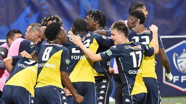 «Монако» победил «Лион» и пробился в полуфинал Кубка Франции, Головин вышел на замену в 1-м тайме