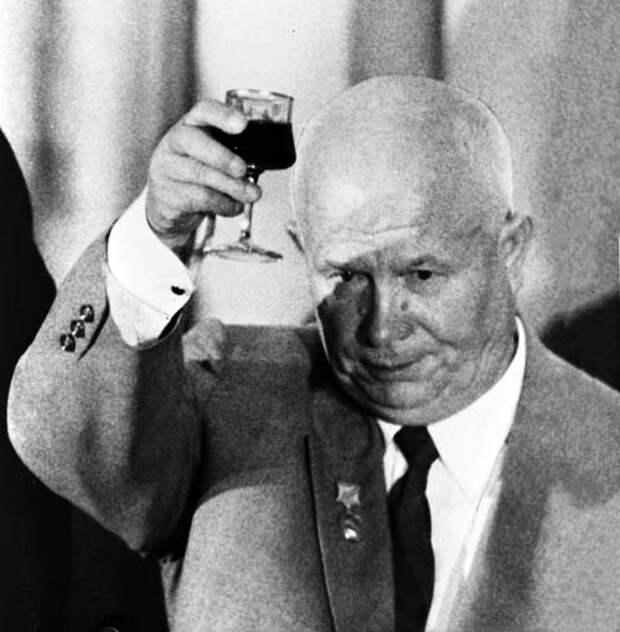 Никита Хрущев, 1959 год. Wikimedia