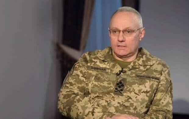 Минобороны Украины рассказало о 28 тактических группах ВС РФ на своих границах