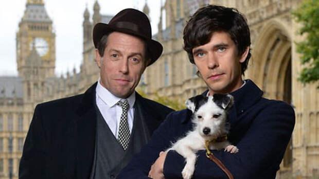 Новый трейлер к сериалу «Очень английский скандал»