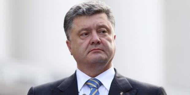 Как Порошенко отреагировал на открытие Крымского моста?