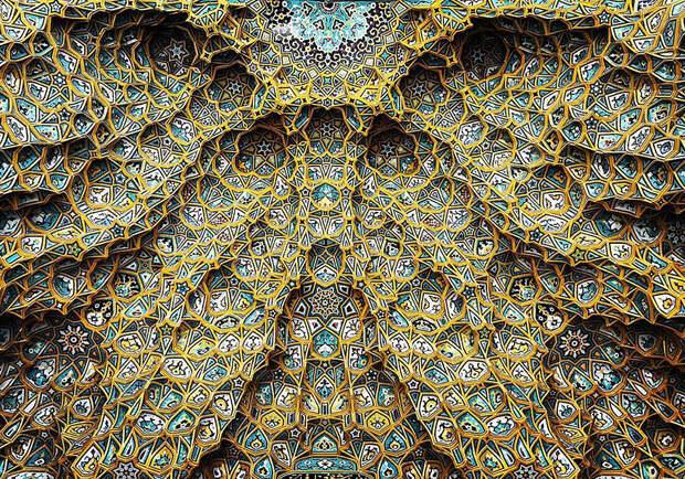 1. Мавзолей Фатимы Масуме в Куме, Иран.