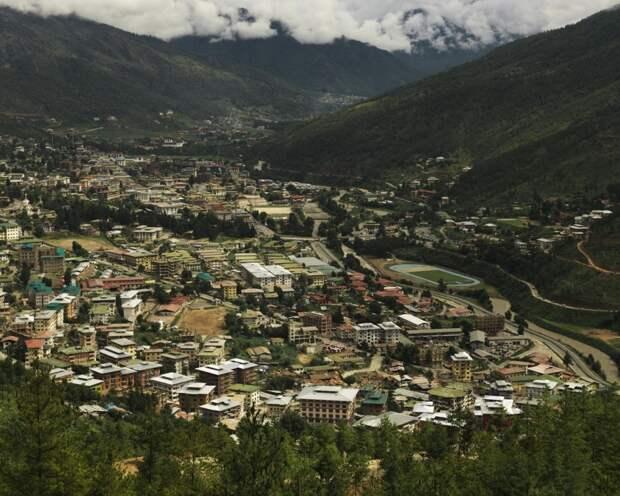 Тхимпху, Бутан